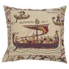 Les Normands Decorative Tapestry Pillow