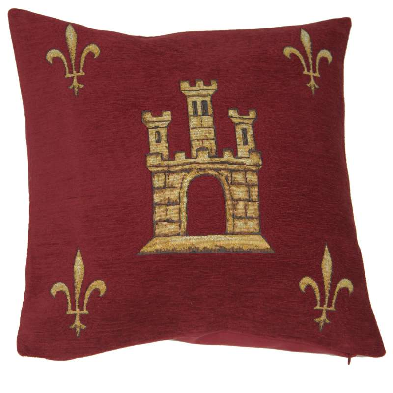 Sainte Chapelle French Tapestry Cushion