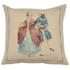 Quadrille French Tapestry Cushion