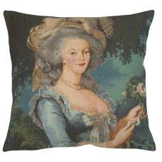 Marie Antoinette French Tapestry Cushion