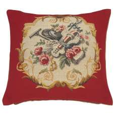 Jardinier French Tapestry Cushion