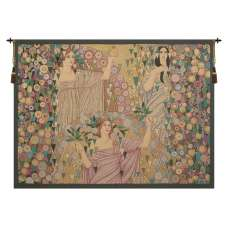 Primavera Horizontal Italian Tapestry Wall Hanging