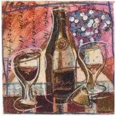 Vincanto Fine Art Tapestry