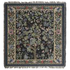 The Tree of Life European Throw