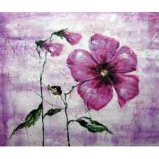 Wild Rose Canvas Wall Art