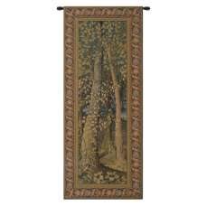 Ivy Forest Belgian Tapestry Wall Hanging