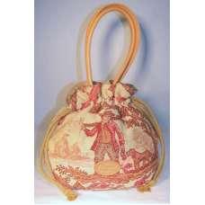 Rouge Classique II  European Handbag