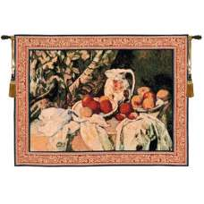 French Still Life French Tapestry
