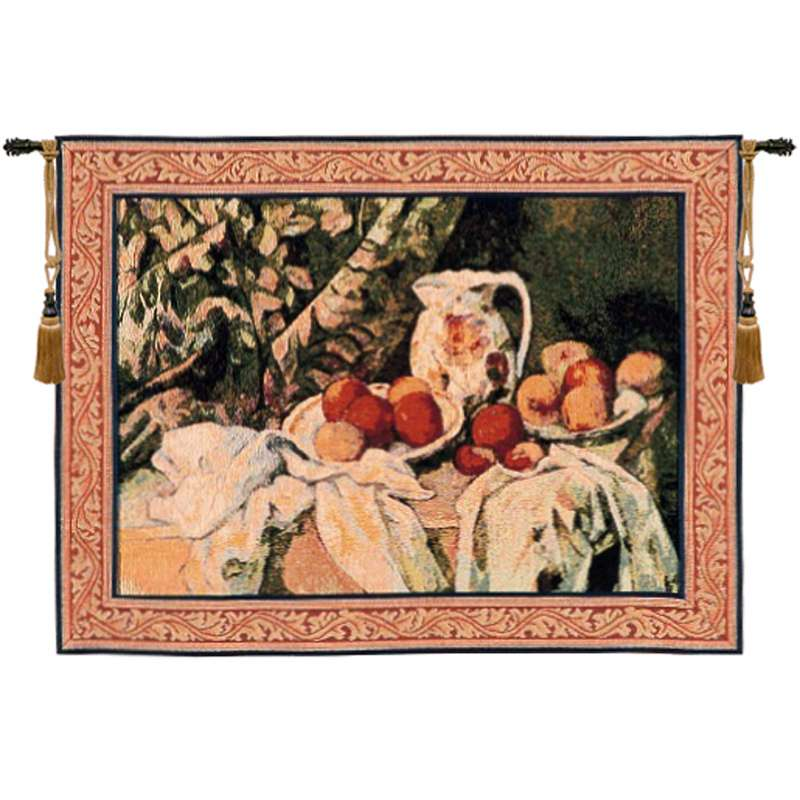 French Still Life French Tapestry