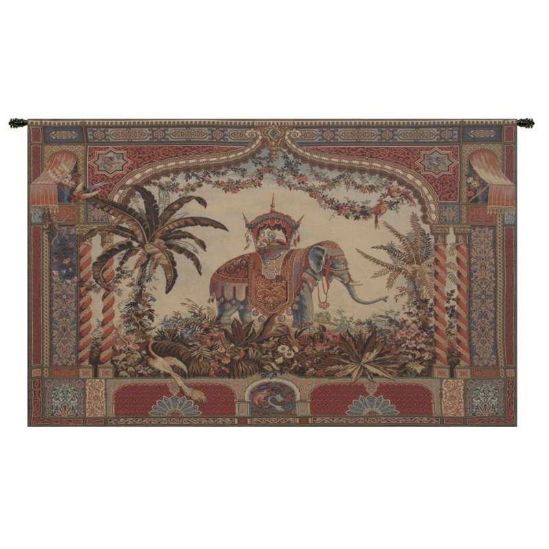 The Elephant European Tapestry