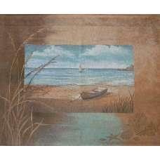 Carolina Morning I Fine Art Tapestry