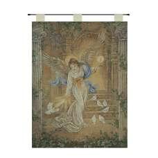 Angel of Light Fine Art Tapestry