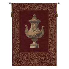 Athena Cinnabar I Tapestry Wall Hanging