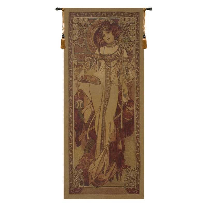 Art Noveau Autumn European Tapestry