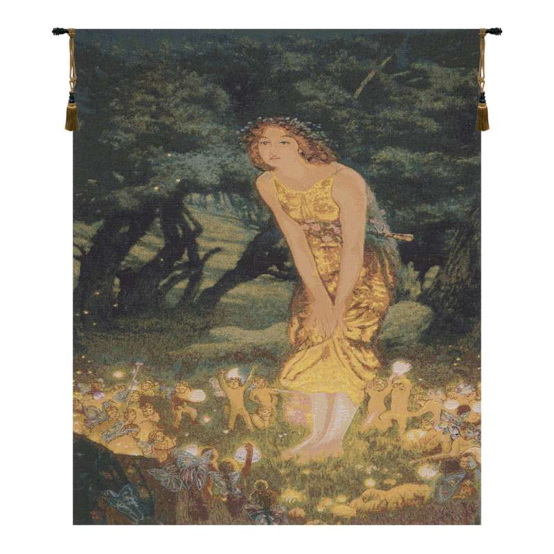 Mid Summers Eve European Tapestry