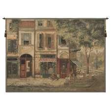 Rue De Paris European Tapestry