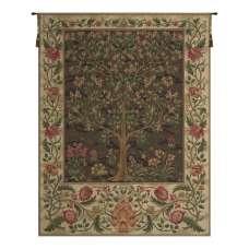 Tree of Life Beige I European Tapestry