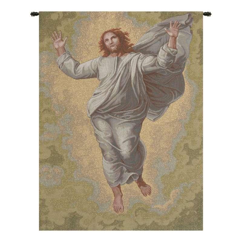 Transfiguration of Jesus Italian Tapestry Wall Hanging