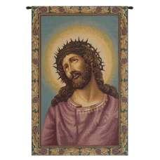 Christ's Thorns Coronation Italian Tapestry Wall Hanging