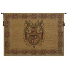 Blason Tours Horizontal European Tapestry
