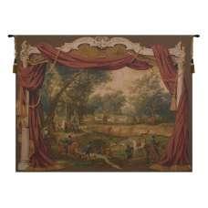 Promenade Napoleonienne French Tapestry