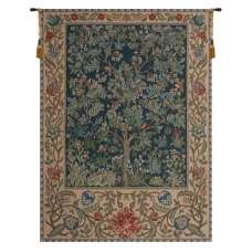 Tree of Life, William Morris Belgian Tapestry