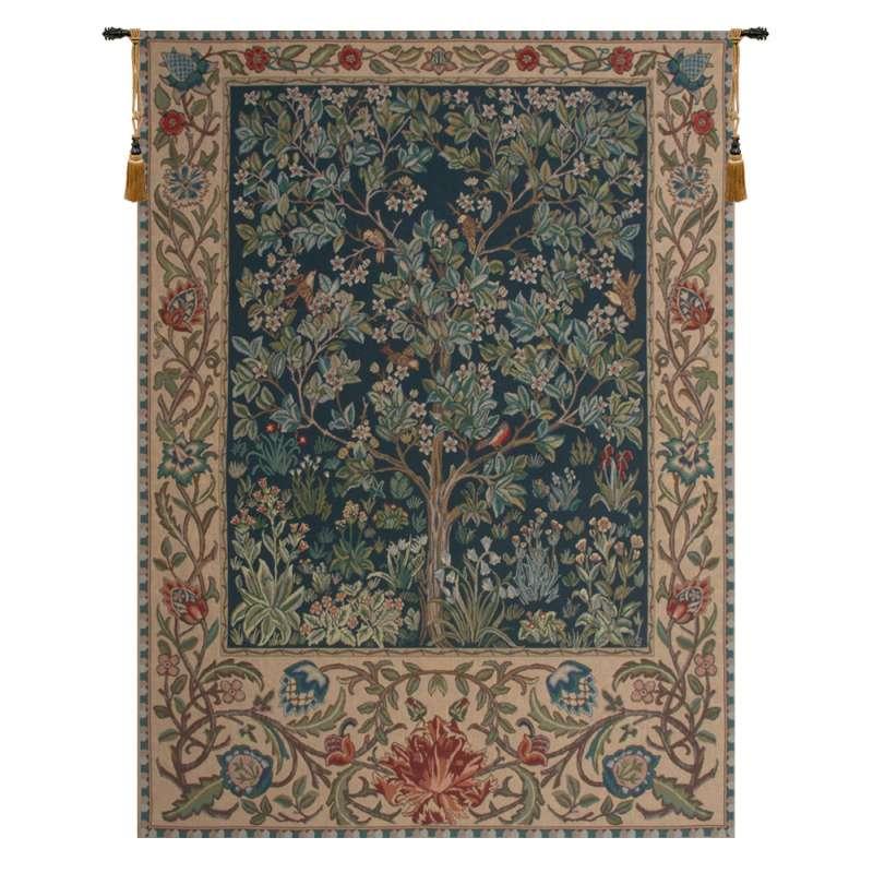Tree of Life, William Morris Belgian Tapestry