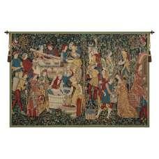 Vendages II  Belgian Tapestry