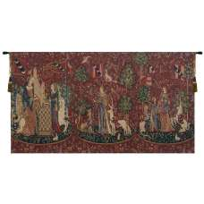 Lady and the Unicorn Series I Belgian Tapestry