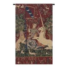 La Vue  Belgian Tapestry