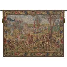 Vieux Brussels Belgian Tapestry