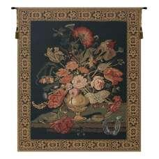 Mignon Bouquet, Black Belgian Tapestry