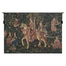 Noble Amazon Belgian Tapestry
