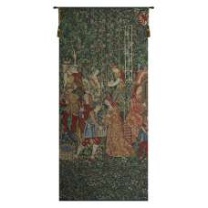 Wine Makers Belgian Tapestry