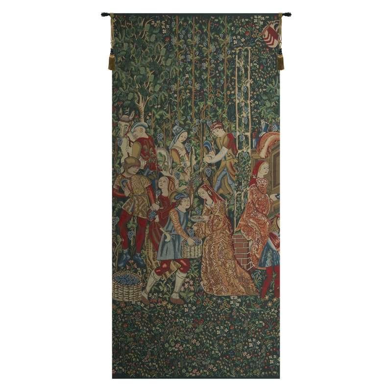 Wine Makers Belgian Tapestry