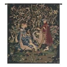 Gift of the Heart Belgian Tapestry