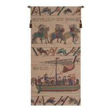 Bayeux - William Navigio Belgian Tapestry