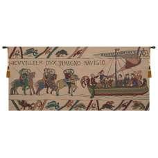 Bayeux - Navigio I Belgian Tapestry
