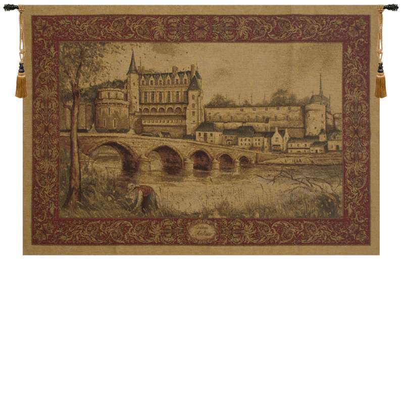 Chateau d Amboise European Tapestry