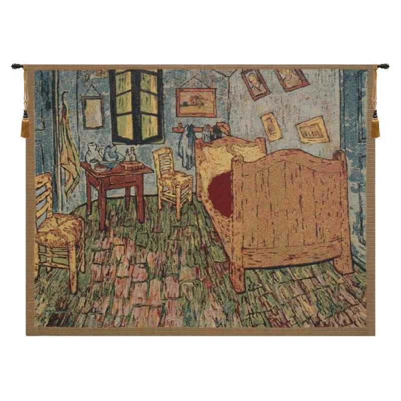 Van Gogh's The Bedroom Belgian Tapestry