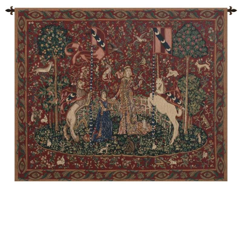 Taste (With Border) Belgian Tapestry