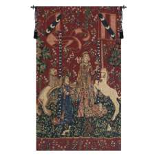 Taste, Lady and the Unicorn Belgian Tapestry