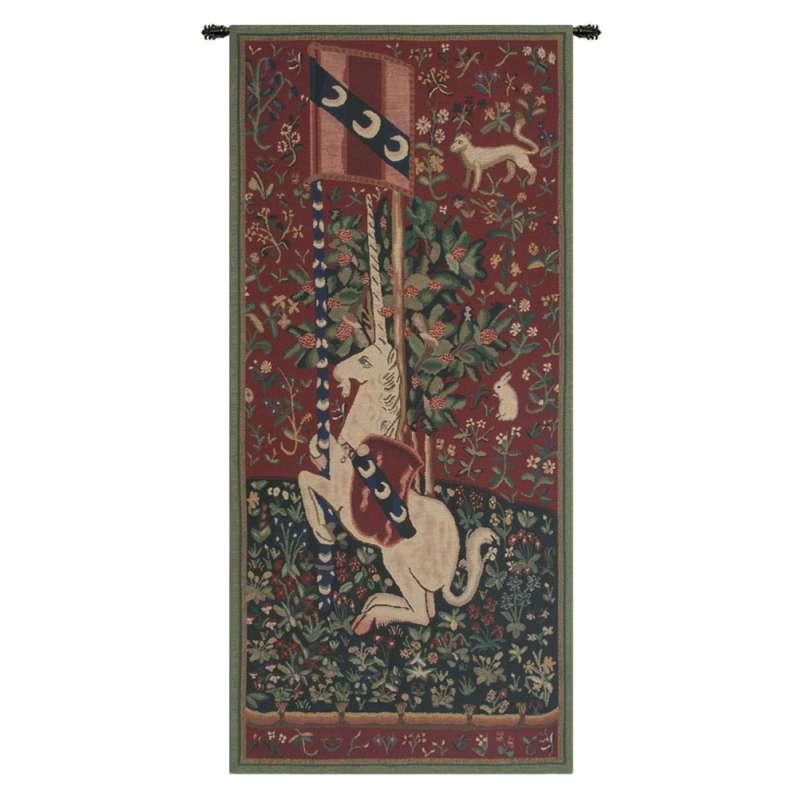 Portiere de Licorne Belgian Tapestry