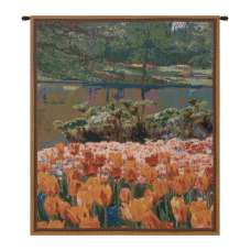 Keukenhof, Mini Belgian Tapestry