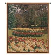 Keukenhof II, Mini Belgian Tapestry