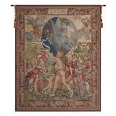 Hercules Belgian Tapestry