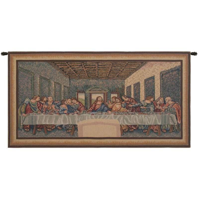Last Supper II Belgian Tapestry