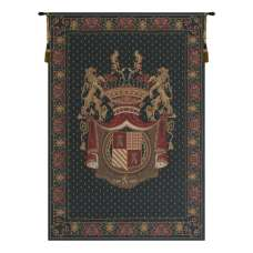 Royal Crest II Belgian Tapestry