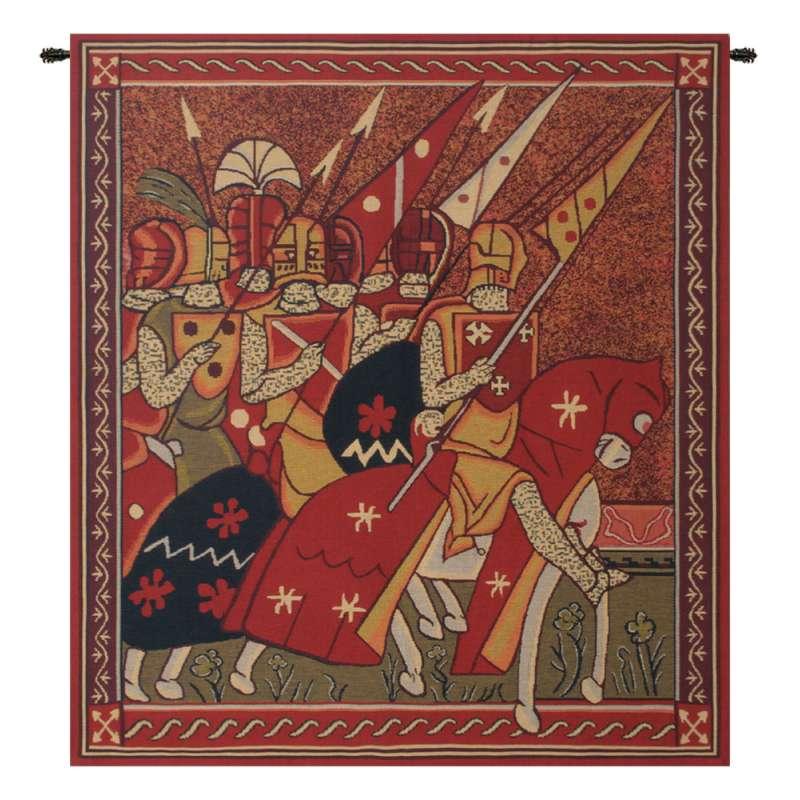 Godfrey of Bouillon Belgian Tapestry