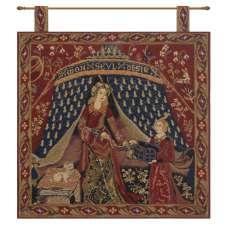 Seul Desire with Loops Belgian Tapestry